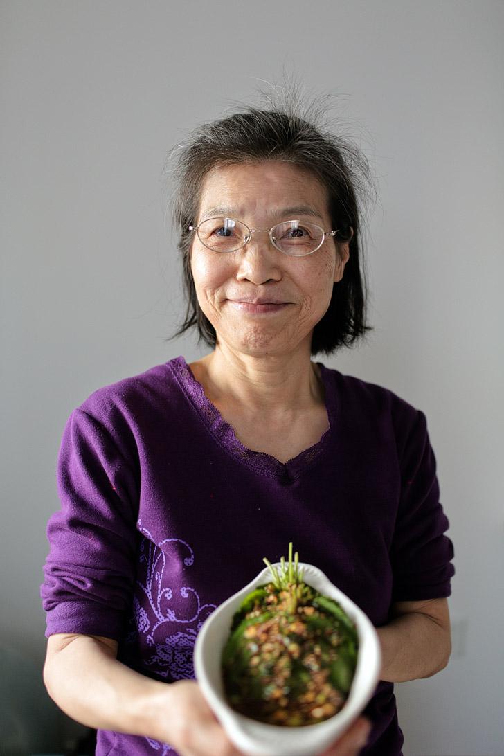 Mom's Korean Perilla Kimchi (깻잎장아찌) - Korean Recipes.