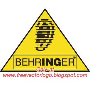 Behringer logo vector
