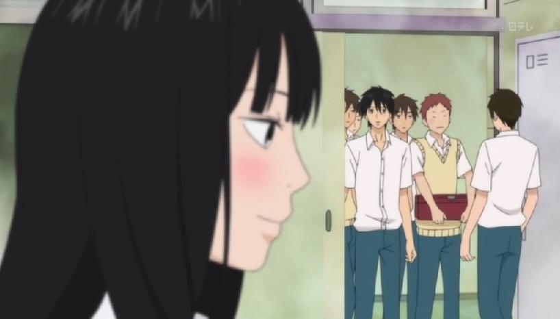 kimi ni todoke season 2 episode 5 animewaffles