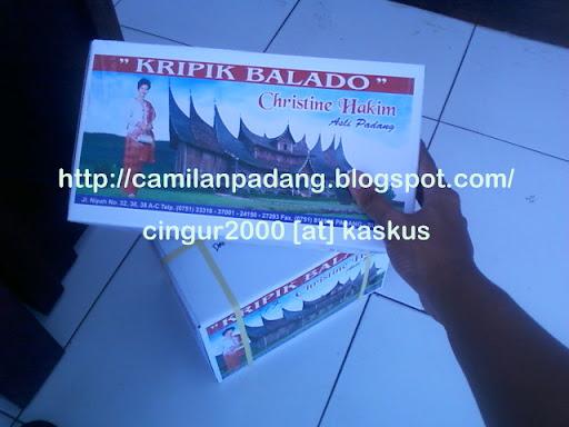 Contoh Paket Kiriman (3)