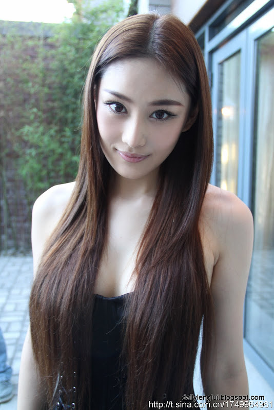 Viann Zhang Xinyu From Suzhou China Lenglui 68 Pretty