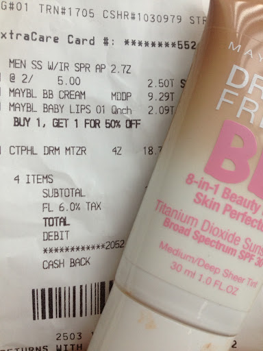 Maybelline BB Cream Review