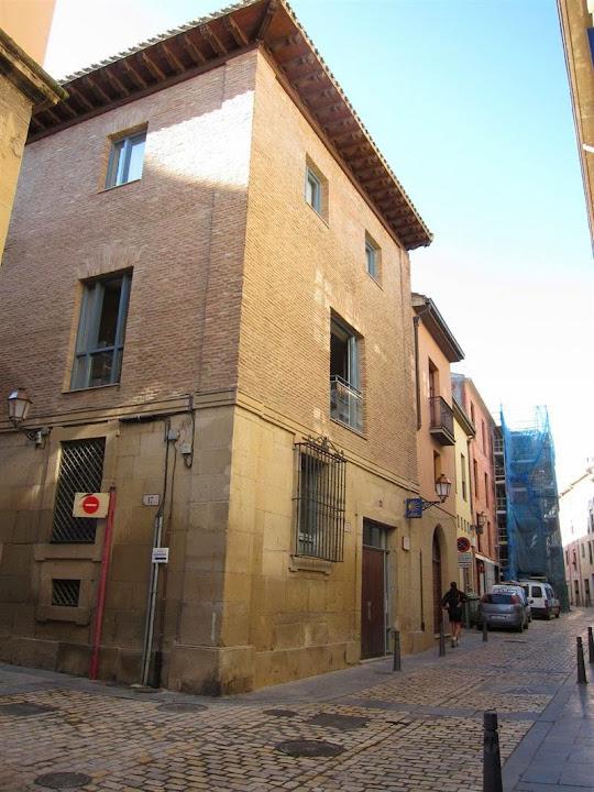 Albergue de peregrinos municipal de Logroño, La Rioja, Camino de Santiago