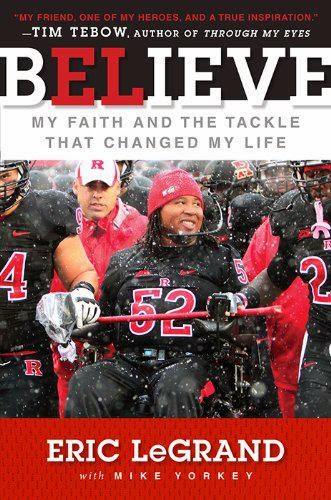 Special Offerbelieve My Faith And The Tackle That Changed My Life
