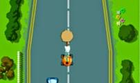 لعبة سيارة الصياد