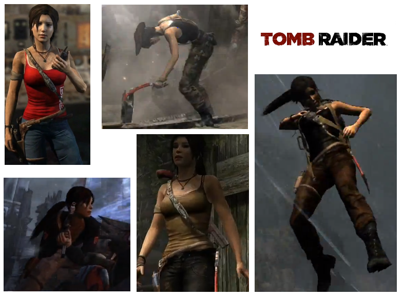 Black Top (Hunter) - Brown Top (Hunter) - Ladies Shield Top (Hunter) Note that the images below do not represent all possible combinations of outfits.  sc 1 st  Tomb Raider Forums & Tomb Raider (2013) Modding Thread Costumes u0026 Texturing u2013 Discussion ...
