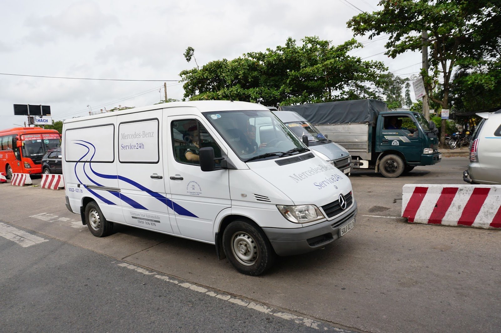 Mercedes Benz Sprinter Sevices