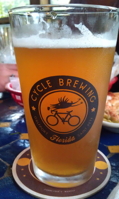 Peg's/Cycle Brewing Fixie Pale Ale