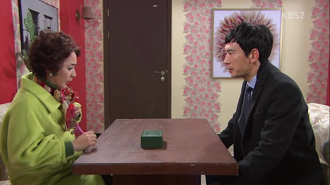 Lee Eun Kyung, Park Jung Chul