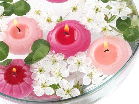 Como hacer velas flotantes portal de manualidades - Como hacer velas flotantes ...