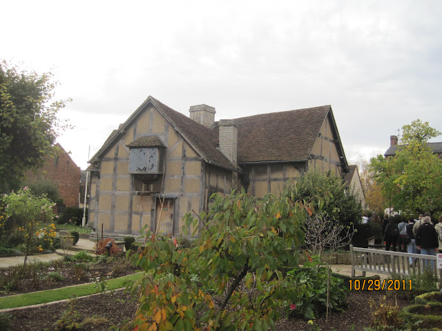 Shakespeare's birth place
