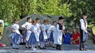 Bárdudvarnok Általános Iskolások Néptánc Falunap 2014