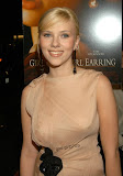 Scarlett Johansson Fashion party Photography