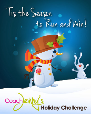 Coach Jenny's Holiday Challenge