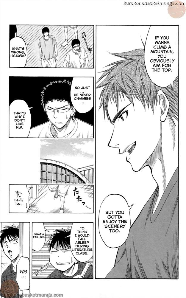 Kuroko no Basket Manga Chapter 54 - Image 15