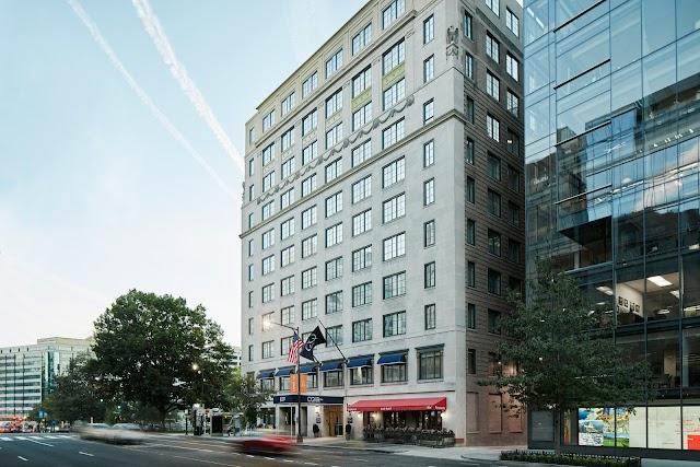 Club Quarters Hotel in Washington, D.C.