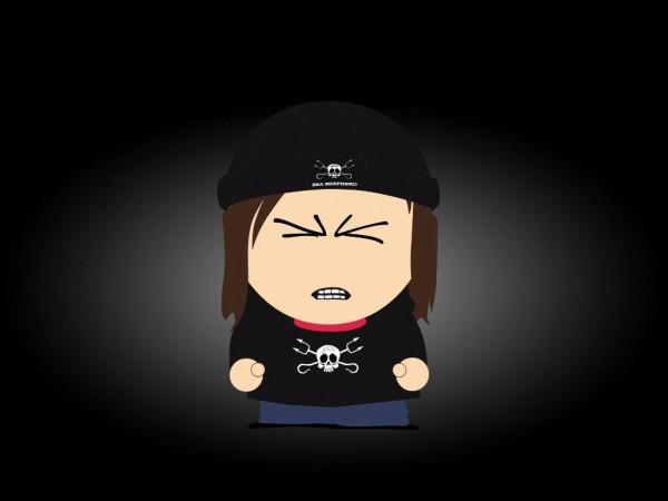 ghhh.. South Park style..