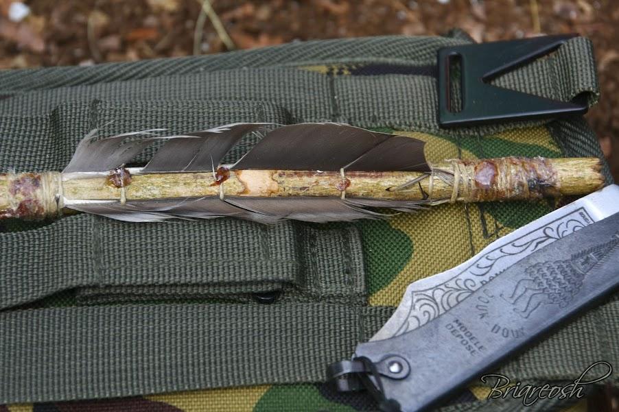 Un par de flechas nuevas 2012+03+25+bushcraft+45