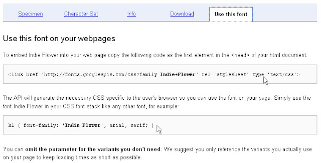 FastStoneEditor Cara mengganti style font judul posting di Blogger menggunakan Google Web Font