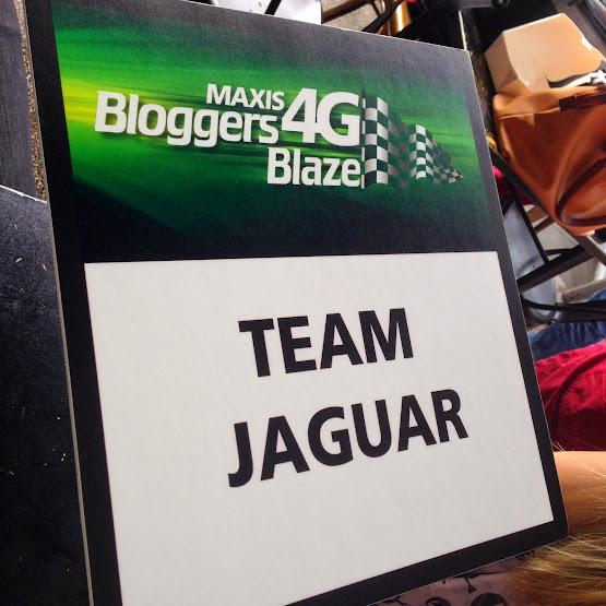 Maxis 4G LTE Bloggers Blaze Challenge