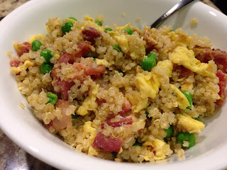 "Bacon Fried ""Rice"""