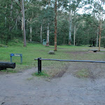 From Darug carpark into camping area