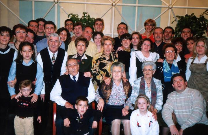 "Familia Latorre Escriche (Los ""Campas"")"