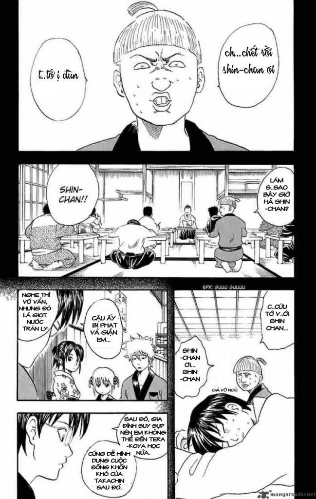 Gintama Chap 36 page 10 - Truyentranhaz.net