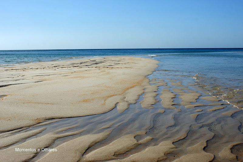 Outono na Praia da Figueirinha