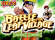 Jogo do Naruto da Battle for Leaf Village