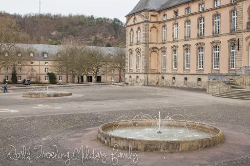 Basilica of Saint Willibrord - Echternach, Luxembourg