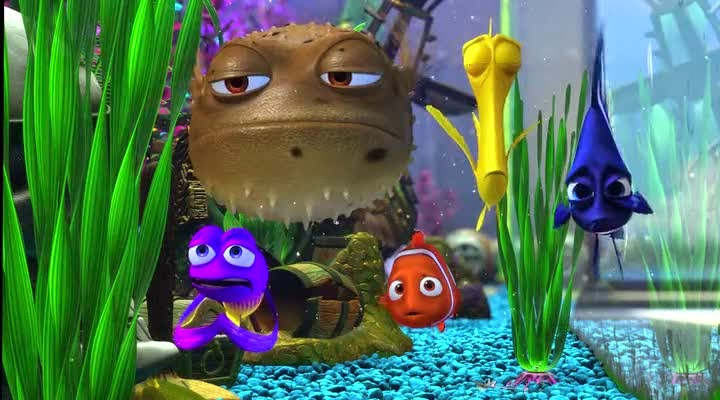 Free Download Single Resumable Direct Download Links For Hollywood Movie Finding Nemo (2003) In Dual Audio