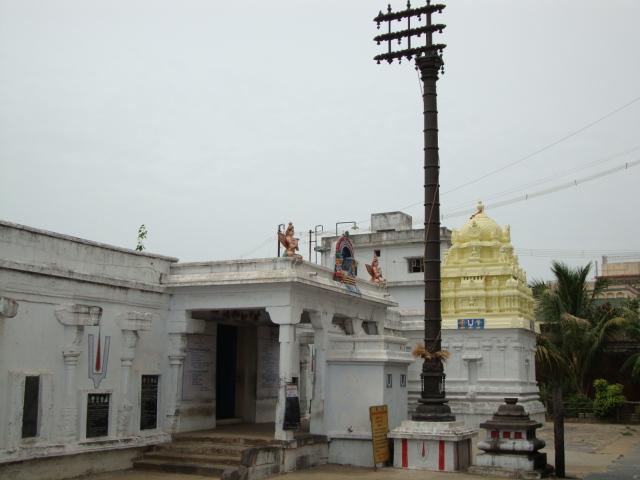 Sri Yathothkari Perumal Temple (Thiruvekka) Kanchipuram - Divya Desam 47