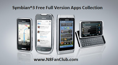 Top Apps Collection for Nokia N8 & Belle smartphones - Free
