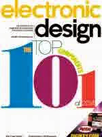 Electronic Design July 2014 Cover
