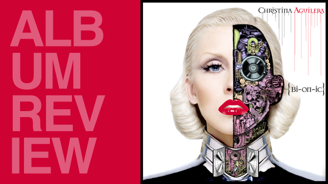Album review: Christina Aguilera - Bionic | Random J Pop