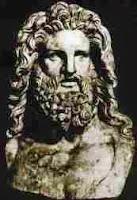 Δίας πατέρας των Θεών και θνητών,μεγαλύτερος Ολύμπιος Θεός,θεός κεραυνού αστραπής και βροντής.
