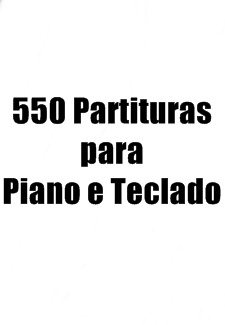 Download - 550 Partituras para Piano e Teclado