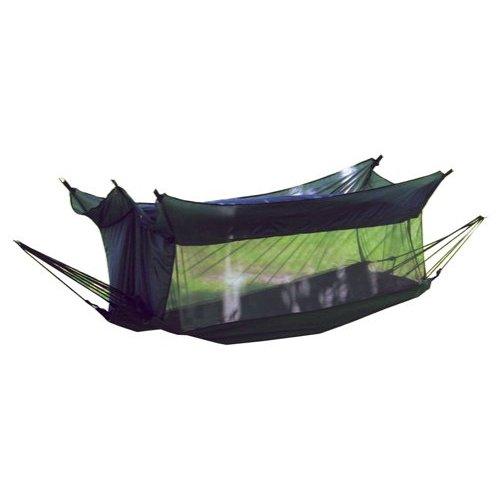 jungle hammock amsteel conversion with pics   rh   hammockforums