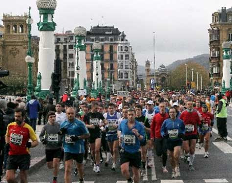 Maratón de San Sebastián 1