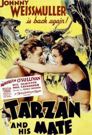 Watch Tarzan and His Mate Online Free in HD