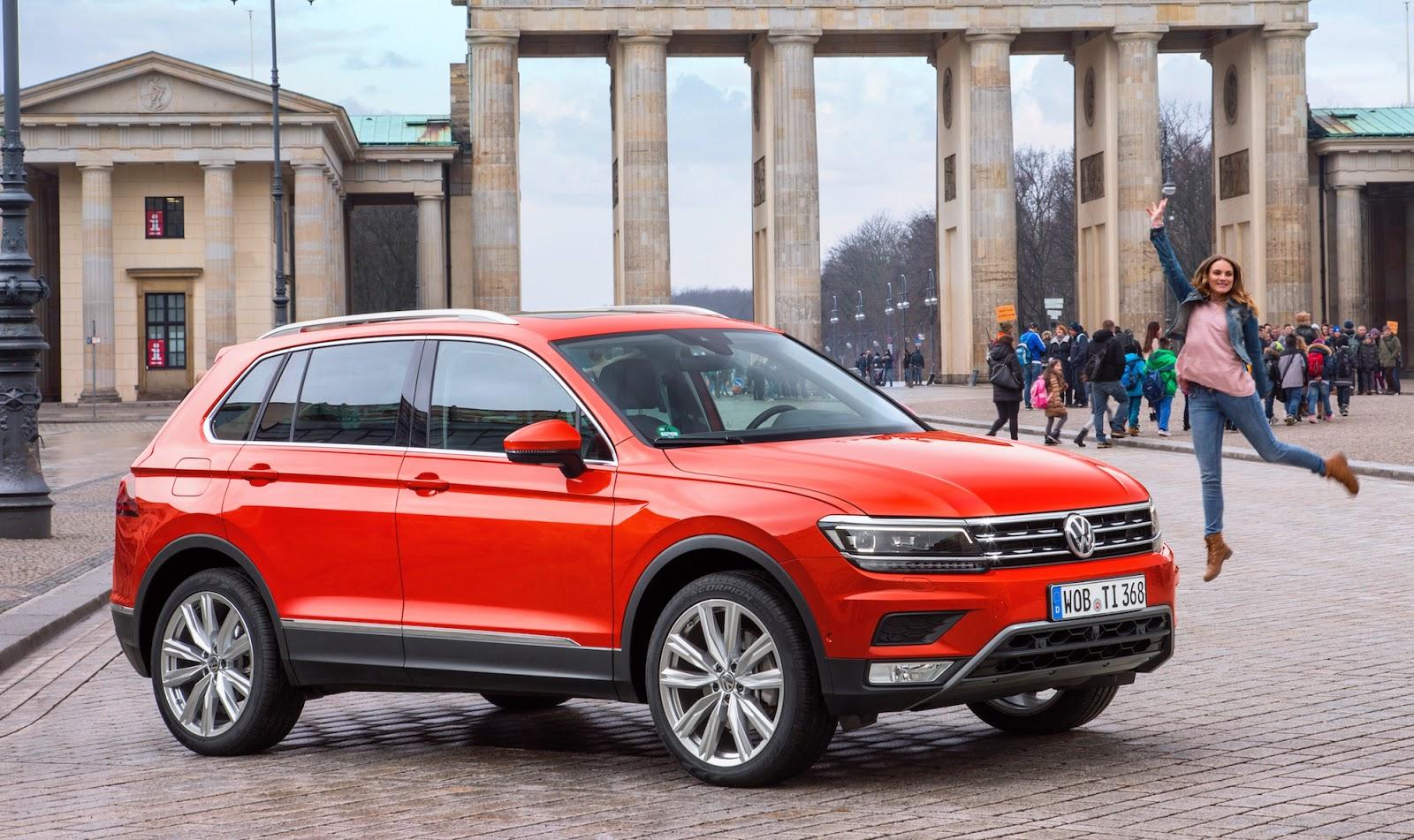 Volkswagen Tiguan 2016 là một dòng SUV gia đình tuyệt vời, tuy nhiên sẽ khó cạnh tranh được với các đối thủ khác tại Việt Nam