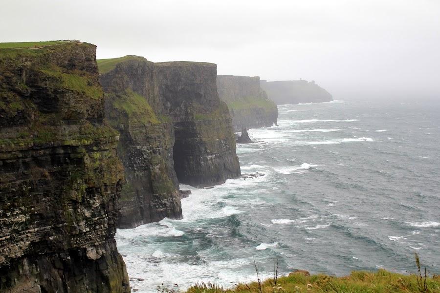 Клифы мохер Ирландия