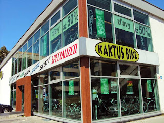 Kaktus Bike in Bratislava