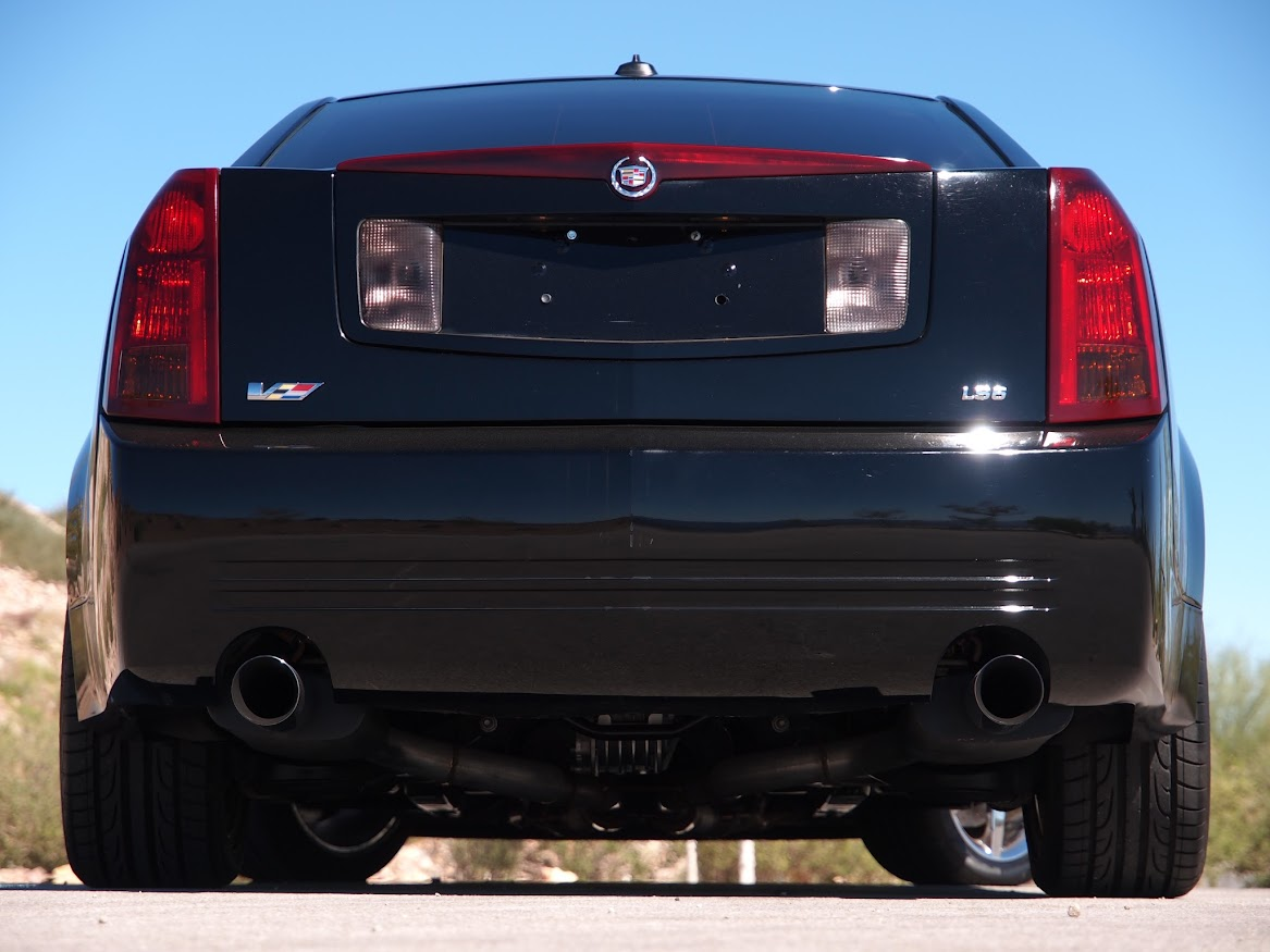 Buy used ONE BADASS CADDY 2004 CTS-V LS6 CAMMED LONG TUBE