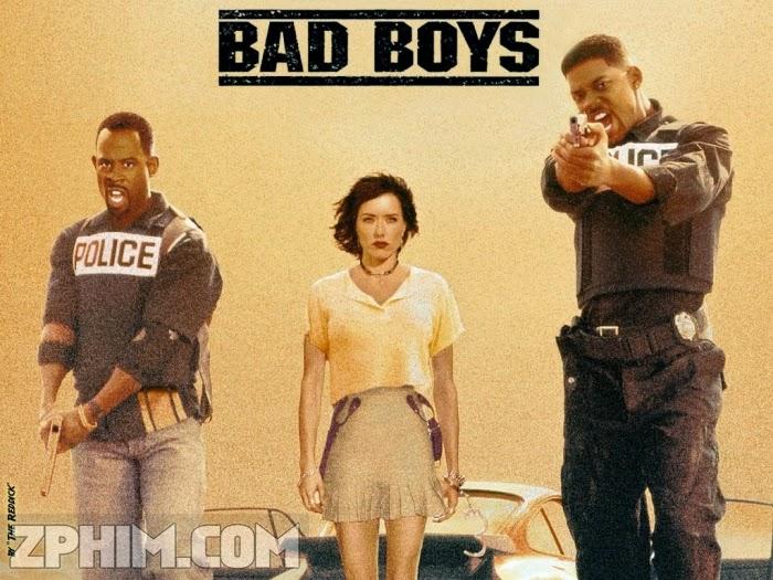 Ảnh trong phim Cớm Siêu Quậy - Bad Boys 1