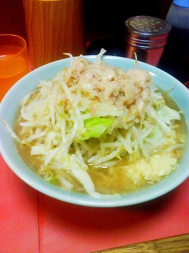 歌舞伎町 ラーメン二郎
