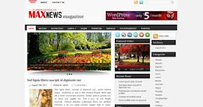 Free Wordpress Theme - Maxnews