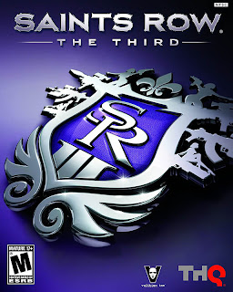 Saints Row The Third cover Saints Row The Third   Pc Full SKIDROW + Crack