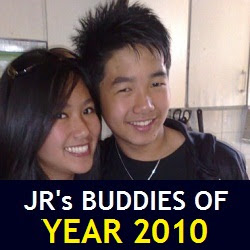 JR's Buddies of the Year (2010)